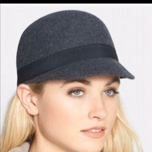 Nordstrom phase 3 navy wool hat